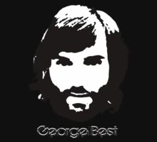 George Best - Legend by Kuilz