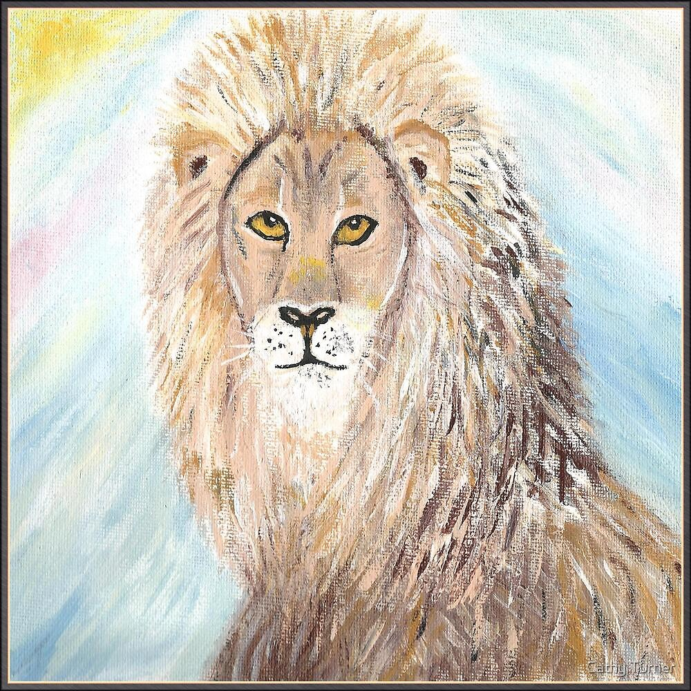 King Of The Jungle by Cathy Turner