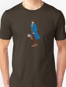 Newt Scamander Fantastic Beasts And Where To Find Them Unisex T-Shirt