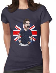 Team GB Womens Fitted T-Shirt