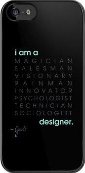 I am... a designer by jawidesign