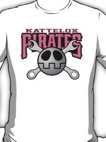 Kattelox Pirates - Bonne Pink T-Shirt