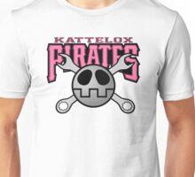 Kattelox Pirates - Bonne Pink Unisex T-Shirt
