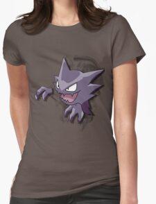 Haunter - Pokemon - Bigger Image Womens Fitted T-Shirt
