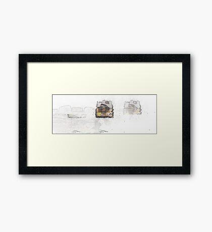 Forgiving Framed Print