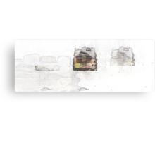 Forgiving Canvas Print