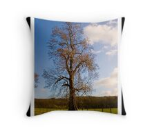 Tree (Imaginative eh :) Throw Pillow