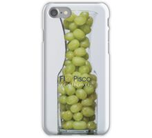Fio Pisco Grapes iPhone Case/Skin