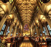 Trinity Chruch NYC by Yhun Suarez