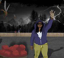 3D background  by jsmith3