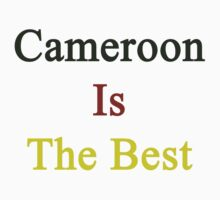 Cameroon Is The Best by supernova23