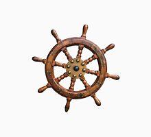 Vintage Ships Wheel Unisex T-Shirt