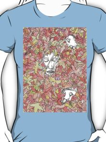 A Family in Autumn T-Shirt