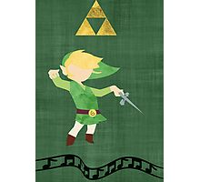 The Legend of Zelda : The Windwaker Photographic Print