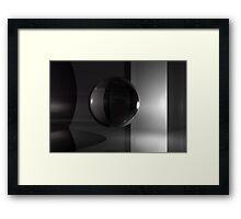 Redux Framed Print