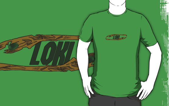 LOKI /2/ in green by SallySparrowFTW