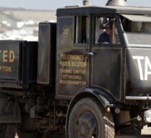 1933 Sentinel S6 Steam Wagon - BRF 200 Sticker