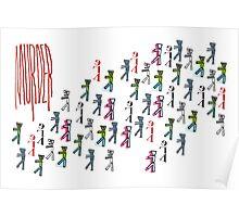 Zombie Murder Poster