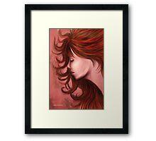 Lady Love Framed Print