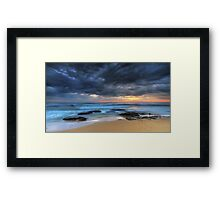 Where One once Stood Framed Print