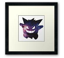 Gengar T2 Framed Print
