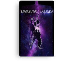 Doctor Disco! Canvas Print