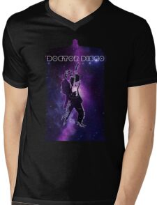 Doctor Disco! Mens V-Neck T-Shirt
