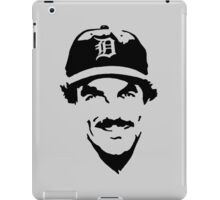 Thomas Magnum  iPad Case/Skin
