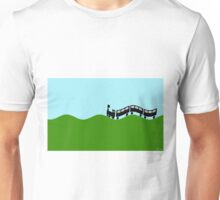 Choo Choo train Unisex T-Shirt