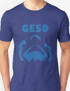 "GESO - ""Amity"" Blue version  T-Shirt"