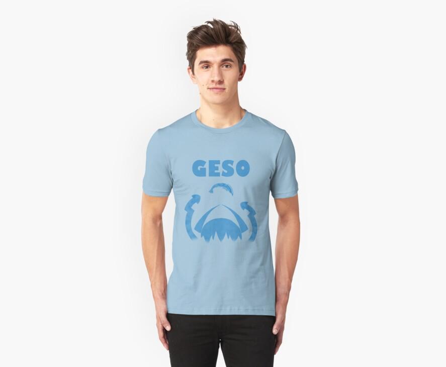 "GESO - ""Amity"" Blue version  by EpcotServo"