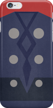 IPHONE CASE - Thor by beauvoire