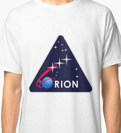 Orion Multi-Purpose Crew Vehicle Program Logo Classic T-Shirt