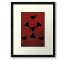 Guilmon Framed Print