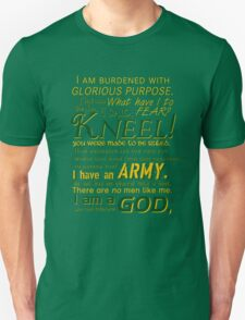 The Best of Mischief Unisex T-Shirt