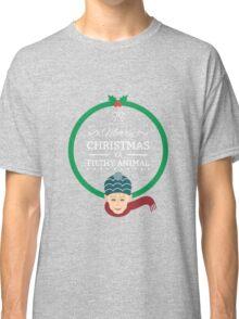 Home Alone Merry Christmas ya filthy Animal Classic T-Shirt