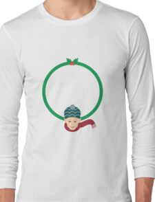 Home Alone Merry Christmas ya filthy Animal Long Sleeve T-Shirt