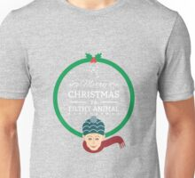 Home Alone Merry Christmas ya filthy Animal Unisex T-Shirt