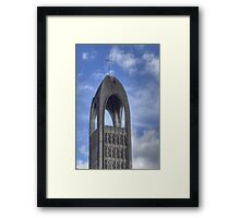 The Abbey Framed Print