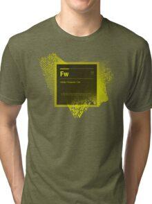 Fire Works CS6 Splash Screen Tri-blend T-Shirt