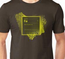 Fire Works CS6 Splash Screen Unisex T-Shirt