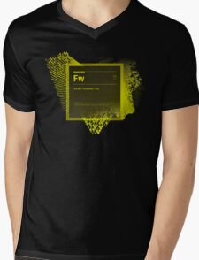 Fire Works CS6 Splash Screen Mens V-Neck T-Shirt
