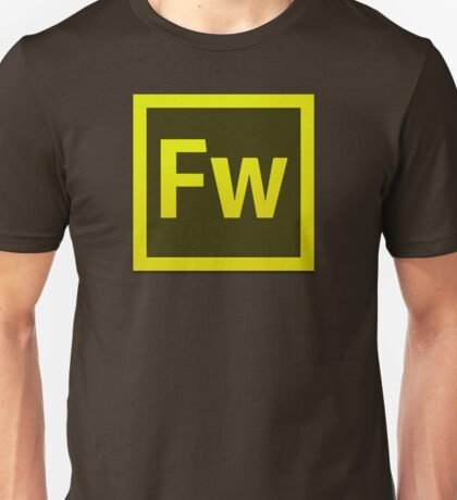 Fire Works CS6 Logo T-Shirt