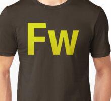 Fire Works CS6 Letters Unisex T-Shirt