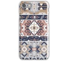 Aztec  decorative seamless pattern iPhone Case/Skin