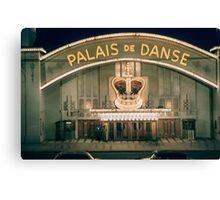 Palais de Dance St Kilda  19580301 0010  Canvas Print