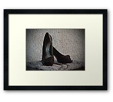 Women's Accessories Framed Print