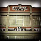 Ft. George (Astoria #7) by Jeff Clark