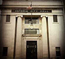 City Hall (Astoria #3) by Jeff Clark