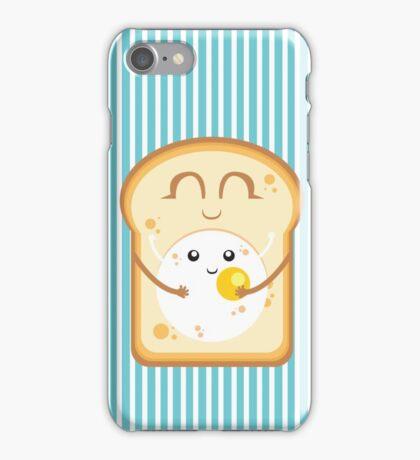 Hug the Egg iPhone Case/Skin